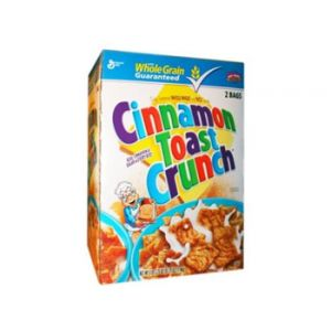 General Mills Cinnamon Toast Crunch Value Pack - 43.75 oz