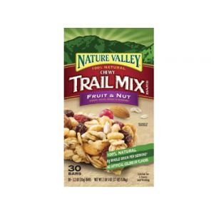 Nature Valley Chewy Trail Mix Bar Natural - 48 Pack
