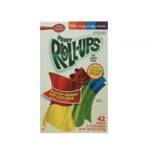 Fruit Roll Ups 56 ct