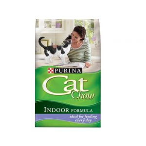 Purina Cat Chow Indoor Formula 25 lbs.