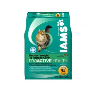 Iams Indoor Cat Food 14 lbs.