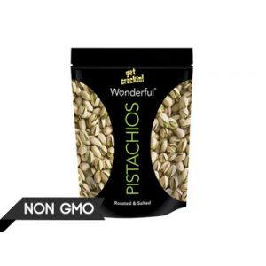 Wonderful Pistachios Roasted & Salted 20 oz