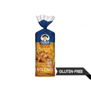 Quaker Caramel Corn Rice Cakes 6.56 oz
