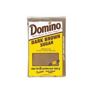 Domino Dark Brown Sugar 2-lb.