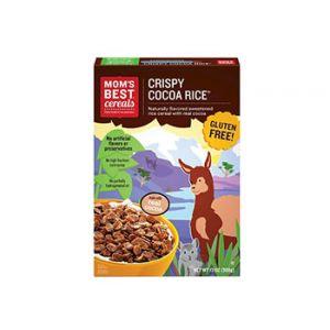 MOM's Best Cereal Crispy Cocoa Rice 13oz