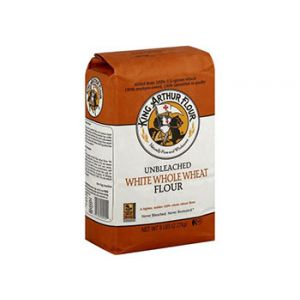 King Arthur Flour Unbleached White Whole Wheat Flour 5 lbs