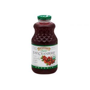 R.W. Knudsen Organic Just Cranberry Juice 32 oz