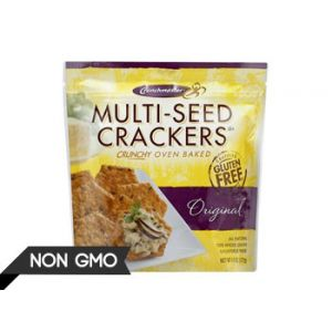 Crunchmaster Multi-Seed Original Crackers 4.5 oz