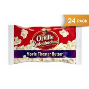 Orville Redenbacher's Movie Theater Butter - 24 Pack