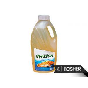 Wesson Vegetable Oil 5 Qt