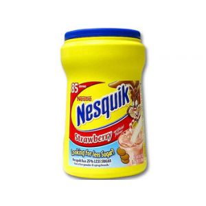 Nestle Nesquik Strawberry 48.7 oz