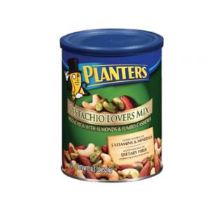 Planters Nut Lovers Pistachios 18.5 oz