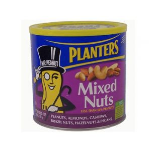 Planters Mixed Nut with Peanuts 56 oz