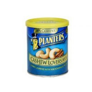 Planters Nut Lovers Cashew 21 oz