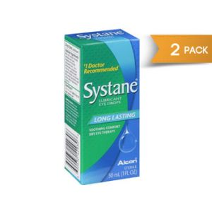 Systane Tears Artificial Tears 30ml. 2 Pack
