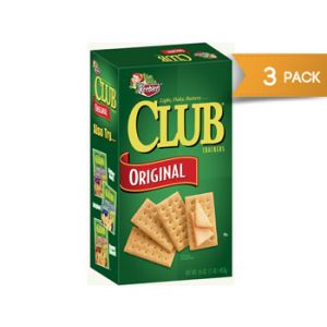 Keebler Club Crackers 41.1 oz