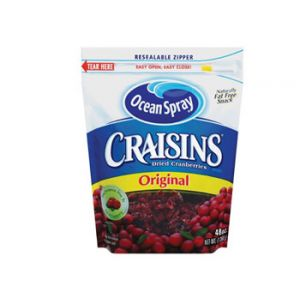 Ocean Spray Craisins 48oz
