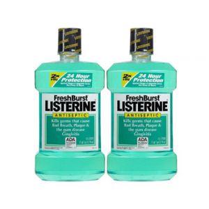 Listerine Freshburst Twinpack 2 X 1.5 Liter