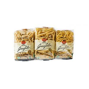 Garofalo Organic Pasta Variety Pack 1.1 LB / 6 Pack.