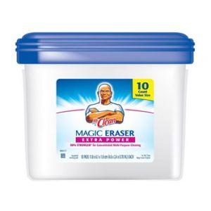 Mr. Clean Magic Eraser Extra Power 10ct