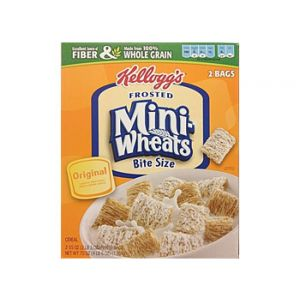 Kelloggs Frosted Mini Wheats Value Pack - 70 oz