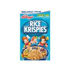 Kellogg's Rice Krispies Value Pack - 60 pck