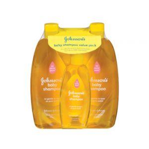 Johnson & Johnson Baby Shampoo Value Pack