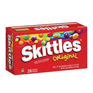 Skittles. Original 36 ct
