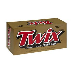 Twix Caramel 36 ct
