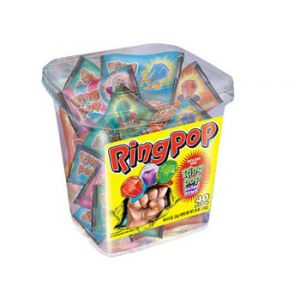 Ring Pops 40 ct
