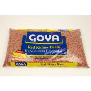 Goya Red Kidney Beans 4 lb.