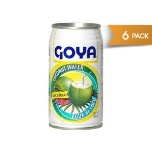 Goya Coconut Water 11.8 oz - 6 Pack