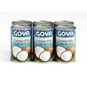 Goya Coconut Milk 13.5 oz - 6 Pack