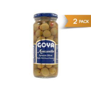 Goya Stuffed Olives 20 oz - 2 CT