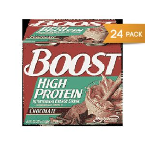 Boost Hi-protein Chcolate 24/8 oz