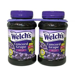 Welch's Grape Jelly 2/32 oz