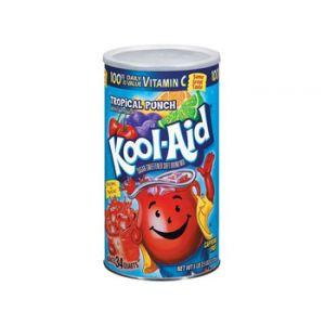 Kool Aid Tropical Punch 34 qt