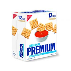 Nabisco Premium Saltines 3 lb