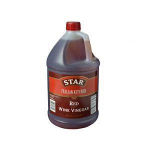 Chef's Quality Red Wine Vinegar 1 Gallon