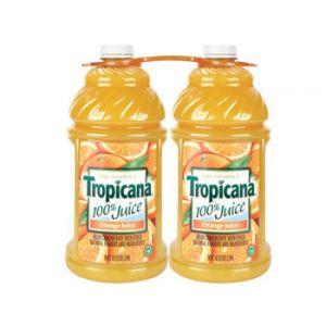 2 Pack - Tropicana 100 % O.J. 96 oz