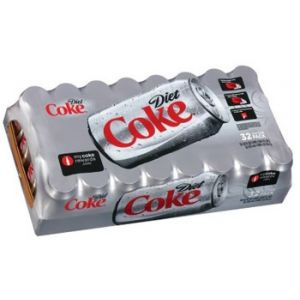 Diet Coke 12 oz - 35 Pack