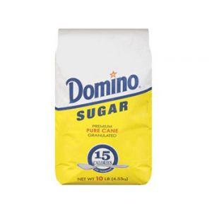 Domino Sugar Granulated Cane 10 lb