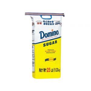 Domino Sugar Granulated Cane 25 lb