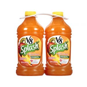 V-8 Splash Juice Drink 2/64z