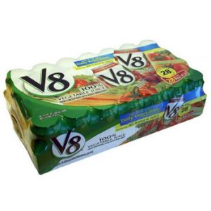 V-8 Bonus Vegetable Juice 11.5 oz - 28 Pack