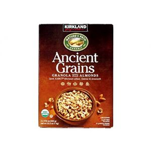 Kirkland Signature Organic Ancient Grains Granola 2/17.6 OZ