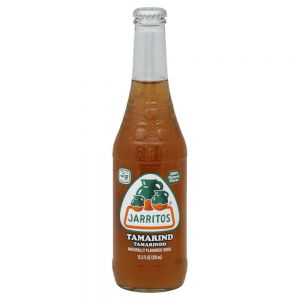 Jarritos Tamarind Soda 12oz glass bottles - 24 Pack