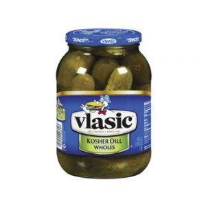 Vlasic Kosher Dill Whole 46oz