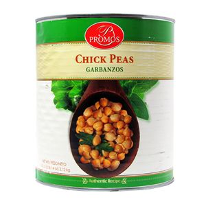 PROMOS, GARBANZO BEANS. 24/15.25oz.