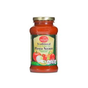 PROMOS SPAGUETTI SAUCE TRADITIONAL FLAVOR 12/24OZ
